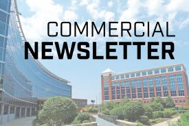 Commercial Quarterly Newsletter – 3Q 2015