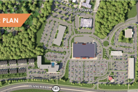 Wegmans grocer part of Barley Mill Plaza plan in Greenville