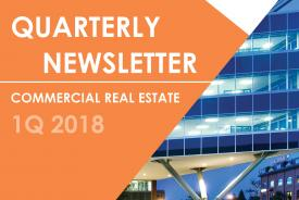 Commercial Quarterly Newsletter - 1Q 2018