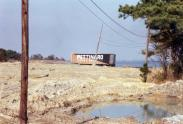 Plot of land with Pettinaro's cargo-container on it